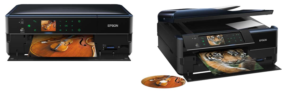 Epson lanserer Stylus Photo PX730WD og PX830FWD