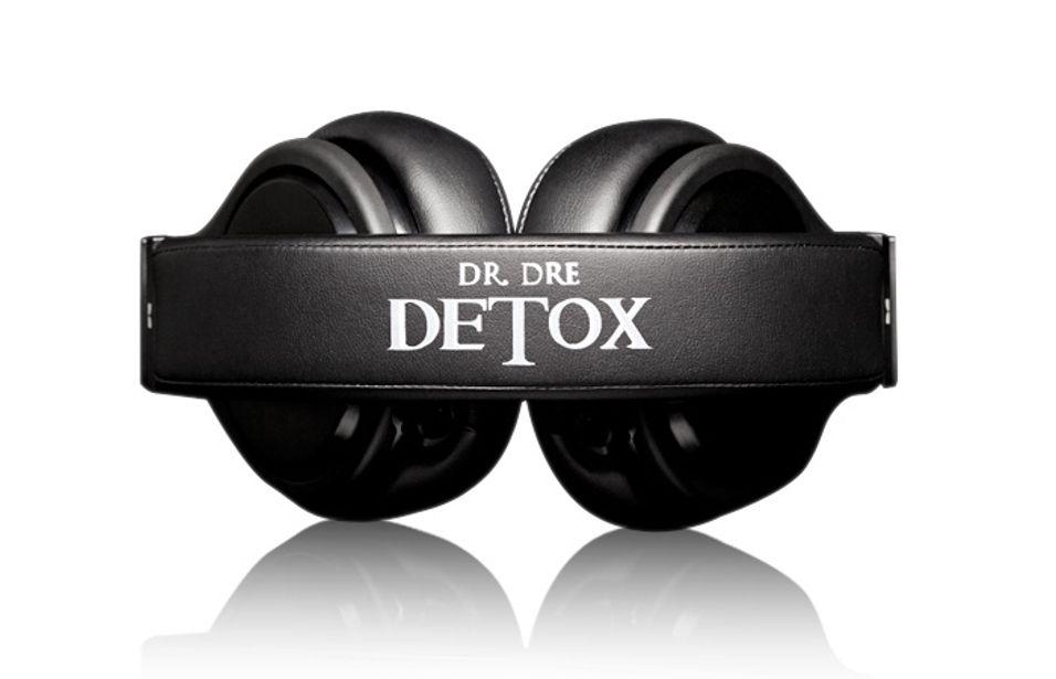 Monster slipper Detox-hodetelefoner