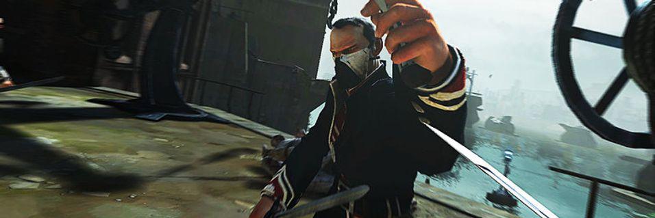 SNIKTITT: Dishonored