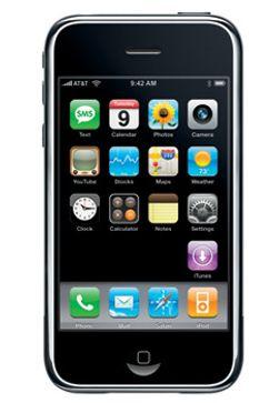 Apple iPhone viste seg å holde stand mot webOS.