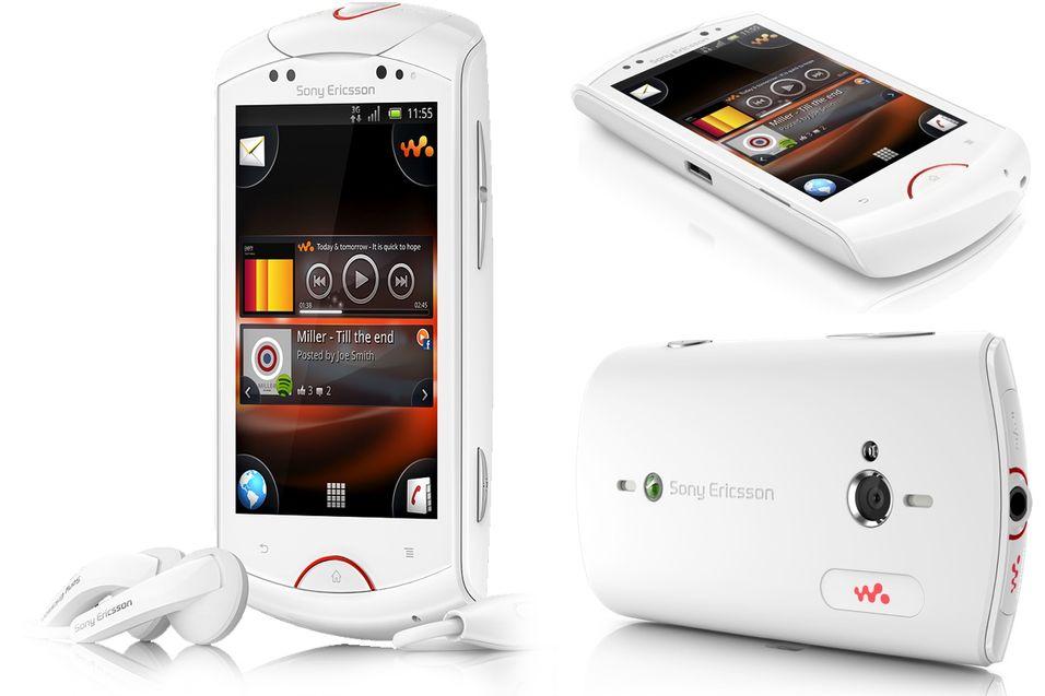 Her er Sony Ericssons nye musikk-mobil