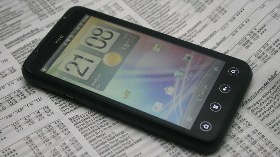 TEST: HTC EVO 3D