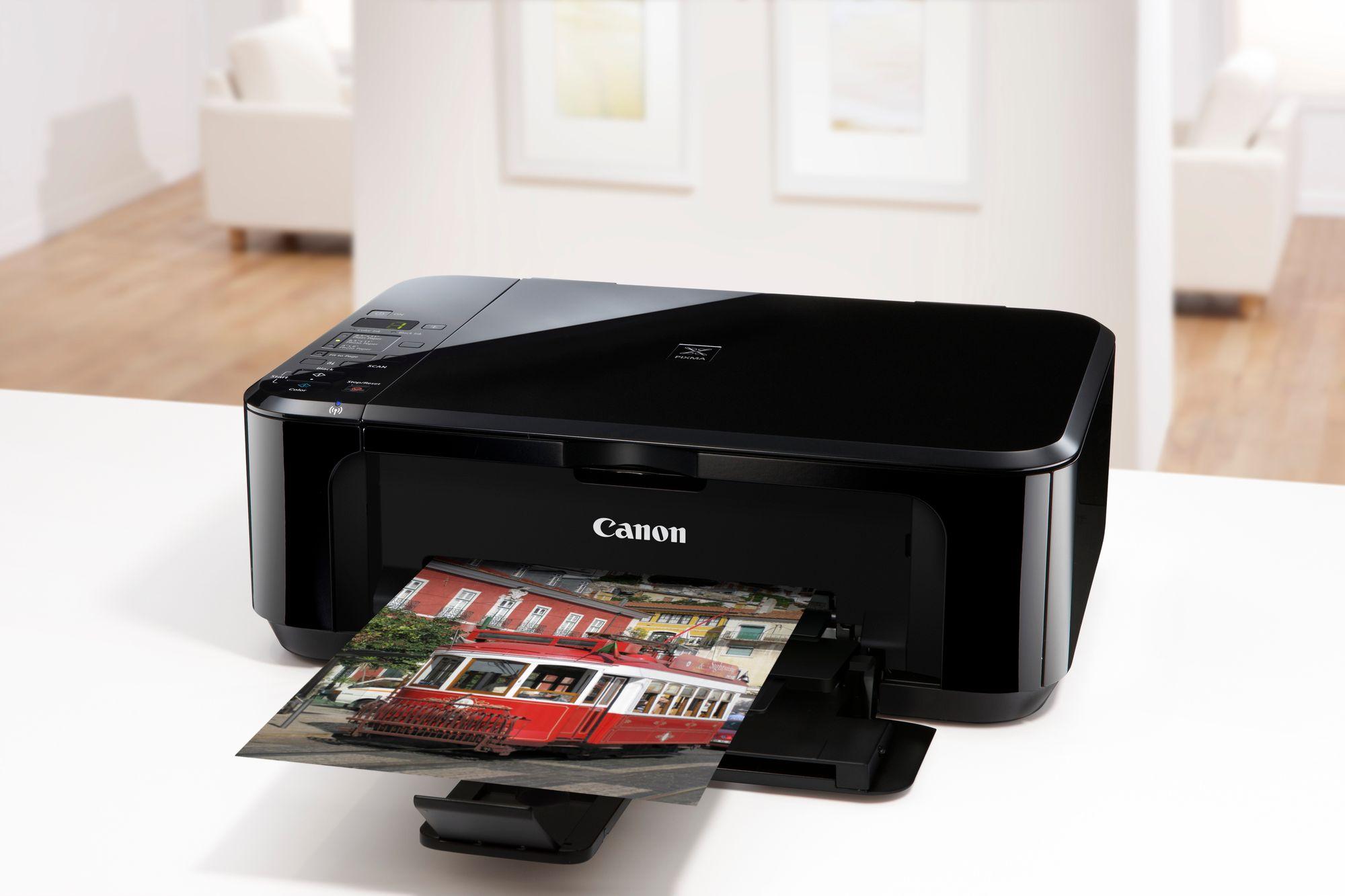 Canon Pixma får nye modellnumre