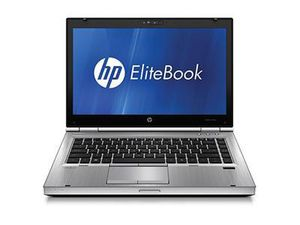 HP EliteBook 8460p i7-2640M 128GB SSD 3G