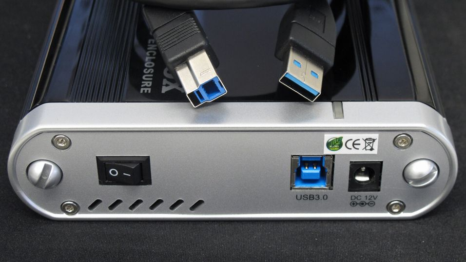 Bedre USB 3.0 i Windows 8
