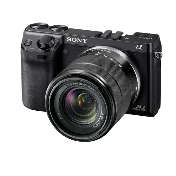 Sony NEX-7.