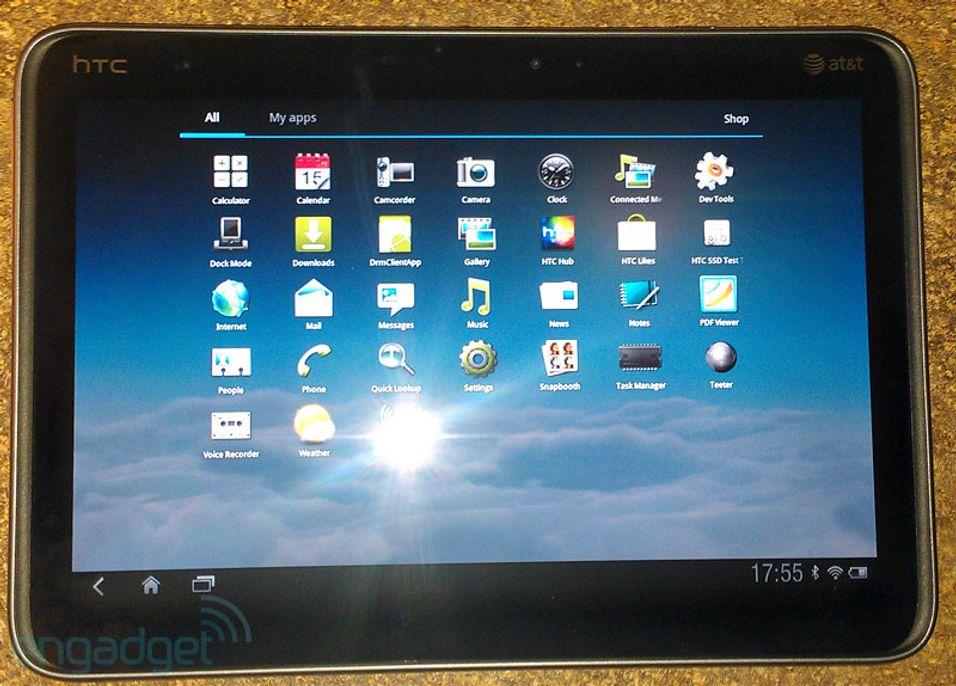 Puccini er HTCs svar på iPad