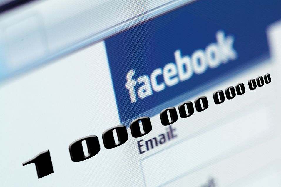 Facebook når ny milepæl