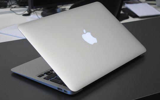 Apples bærbare er lett gjenkjennelige.