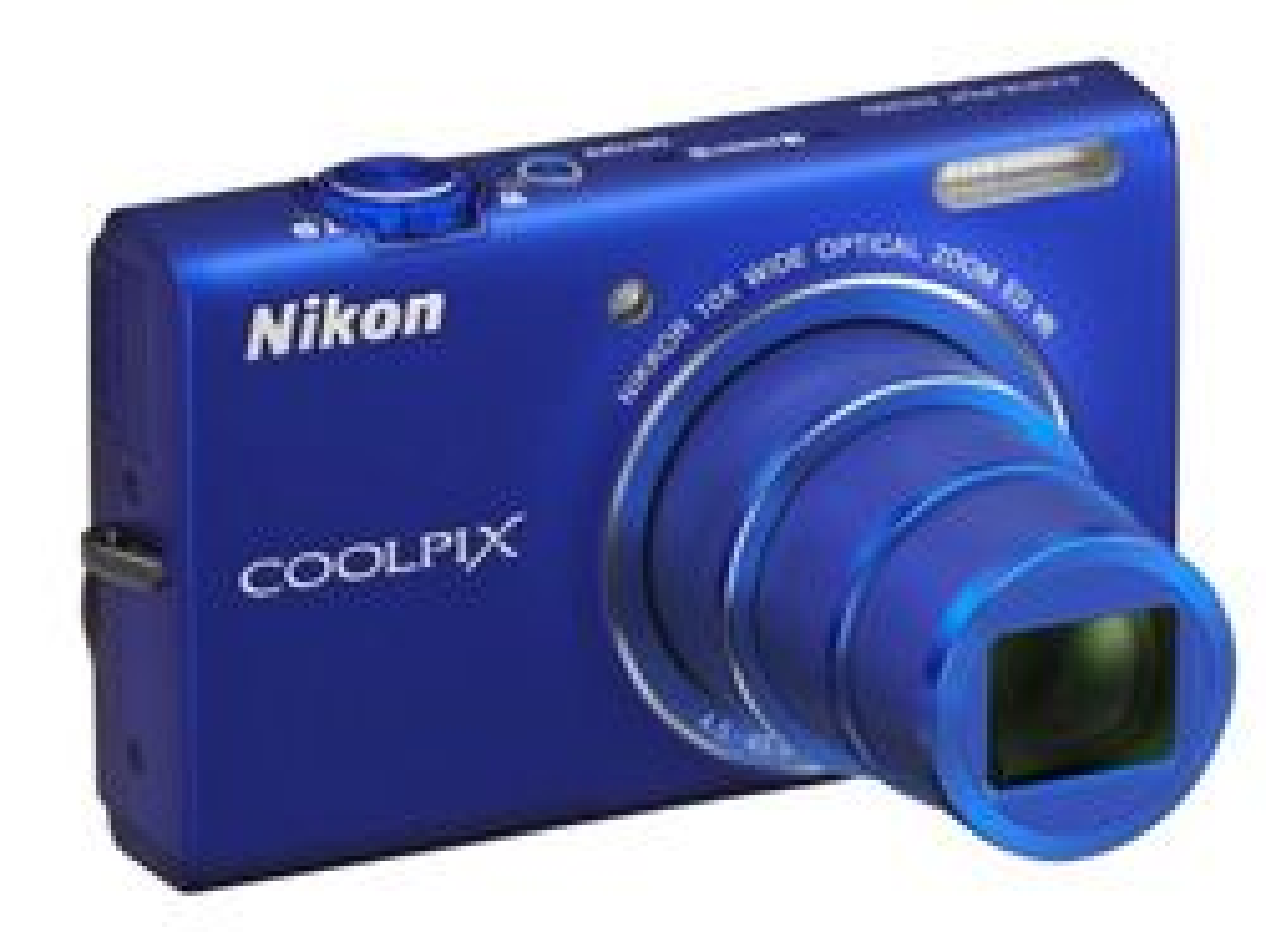 Nikon Coolpix S6200.