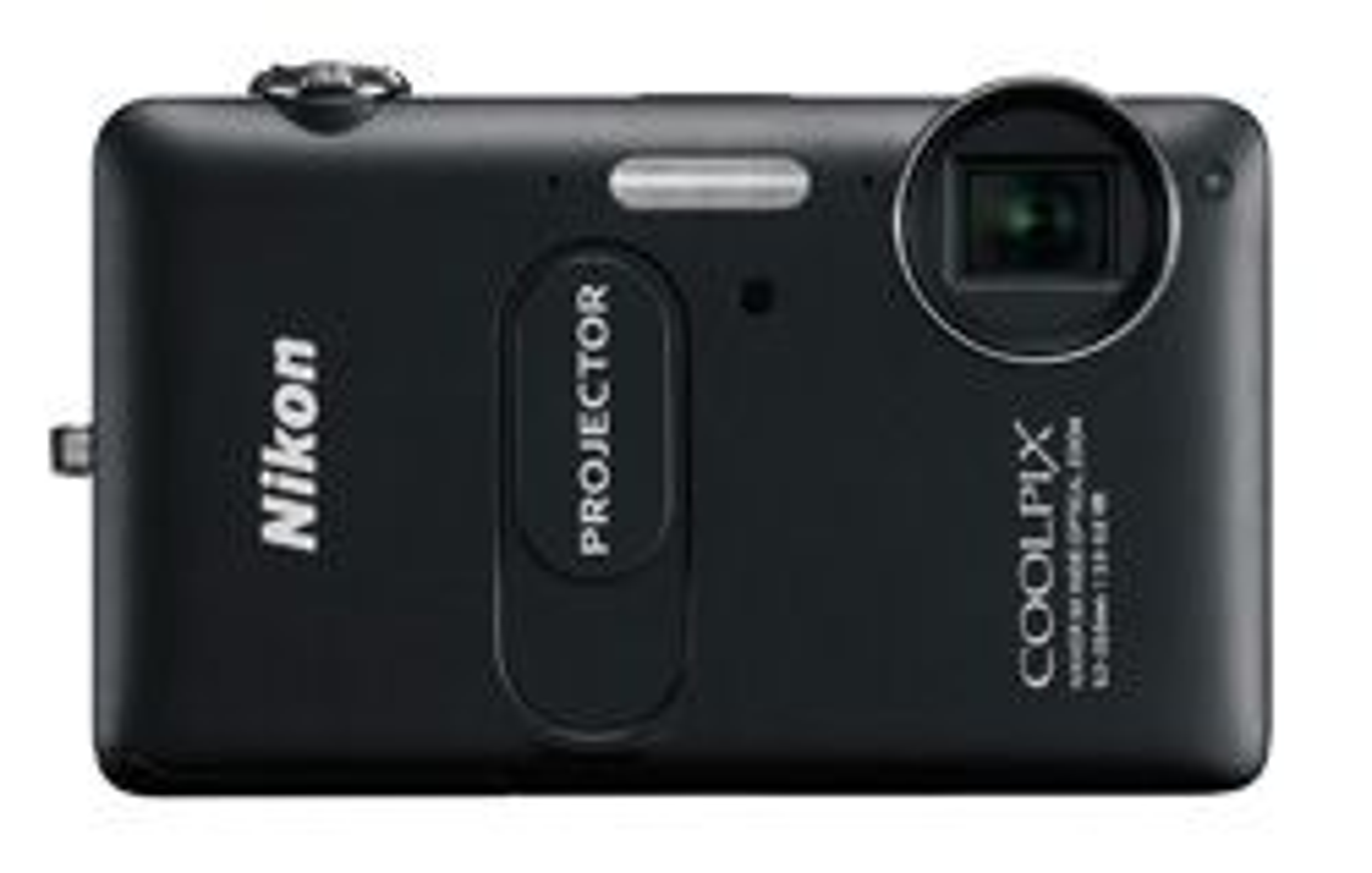 Nikon Coolpix S1200pj.