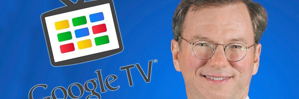 Google TV kommer til Europa