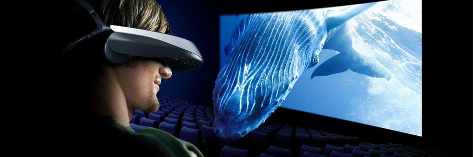 Sony lanserer 3D-headset