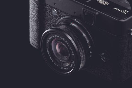 Fujifilm FinePix X10.