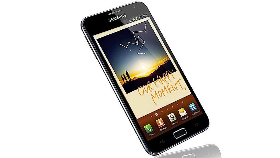 Samsung slipper 5,3-tommers beist