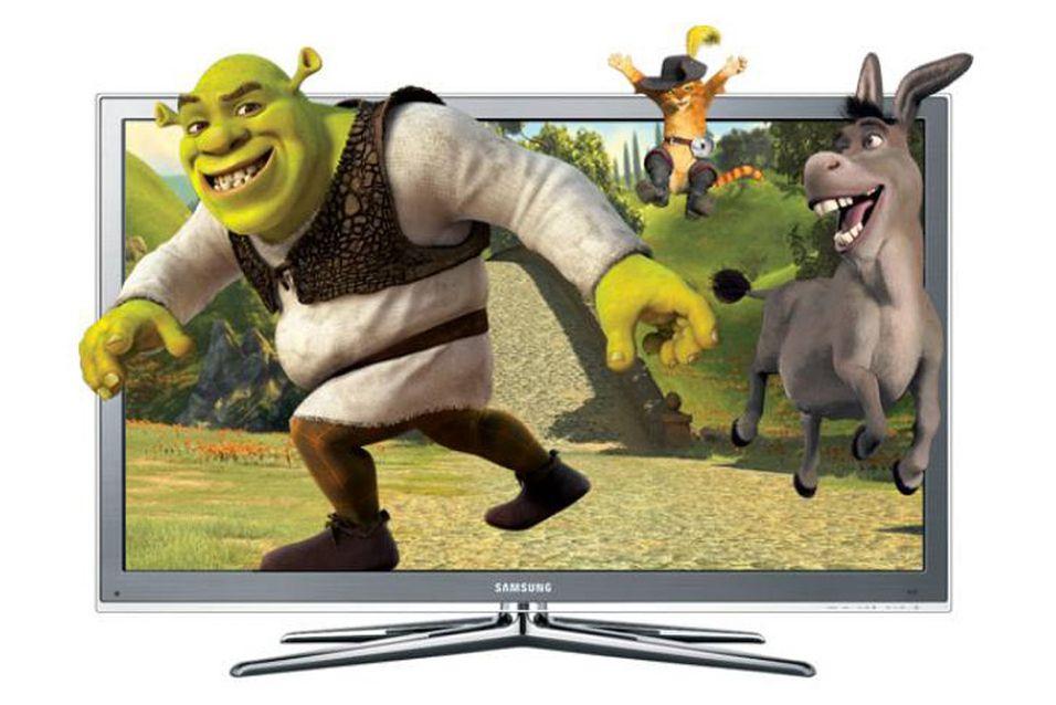 Samsungs Smart TV-er får YouTube 3D