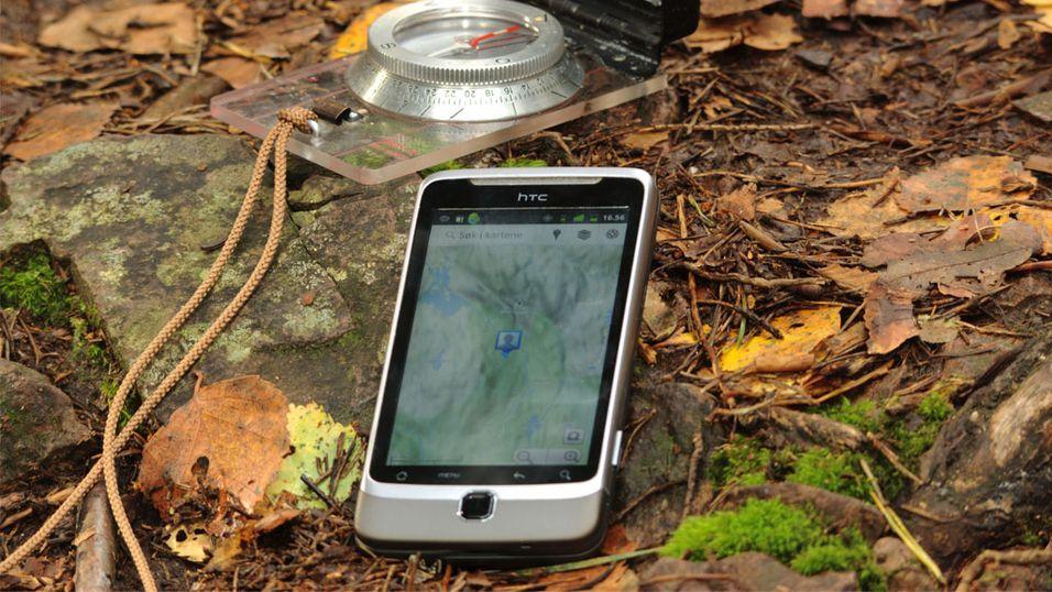 TEST: Turnavigasjon med Google Maps