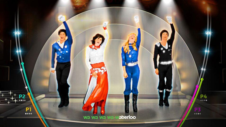 """Bli en """"Dancing Queen"""" i ABBA-spillet"""