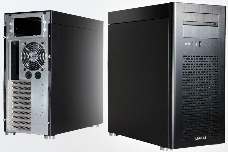 Dette er Lian Li PC-90