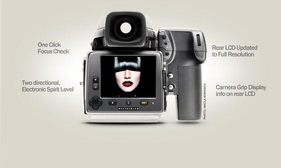 Her er oppgraderingene som Hasselblad har annonsert til modellene H4D-40, H4D-50, H4D-50MS og H4D-200MS.