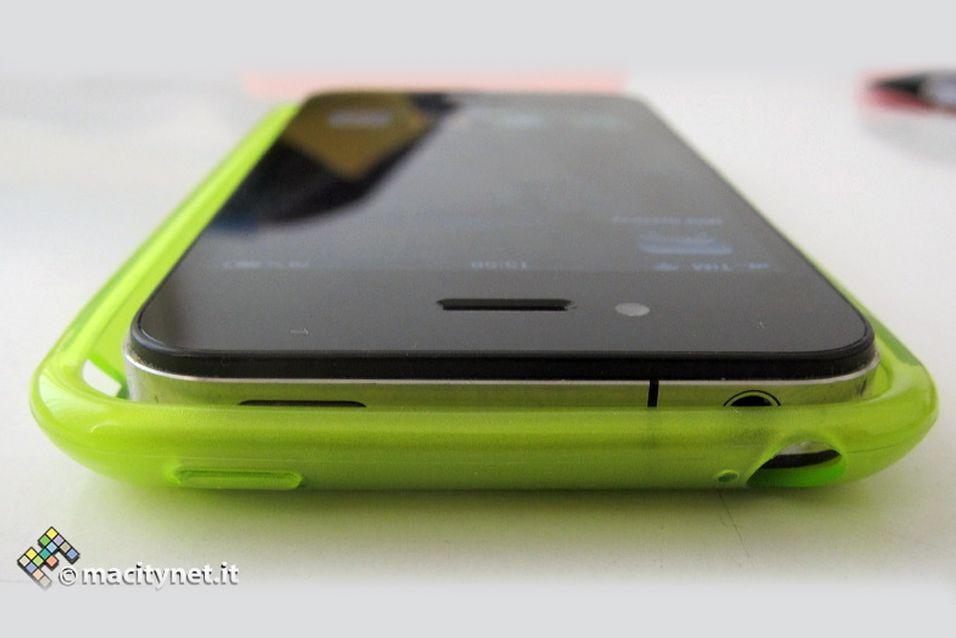 Enda et «bevis» på større iPhone-skjerm