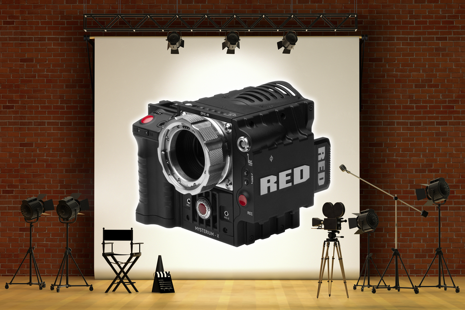 Red Epic-X er i salg