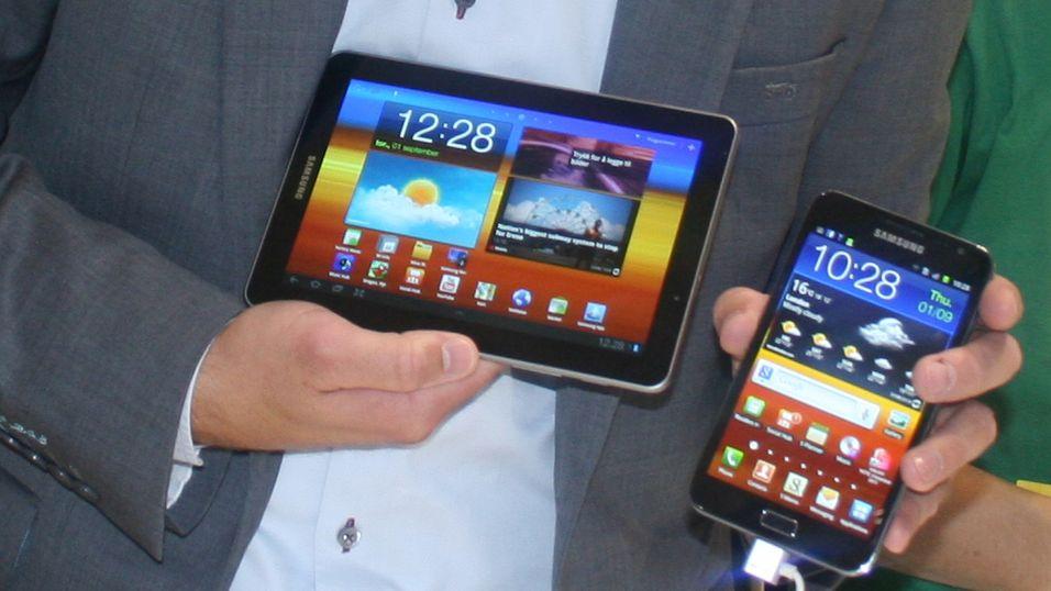 – Snart kan Android få brukerkontoer
