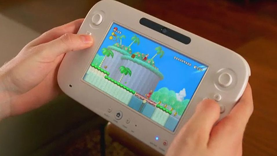— Wii U funker ikke som den skal