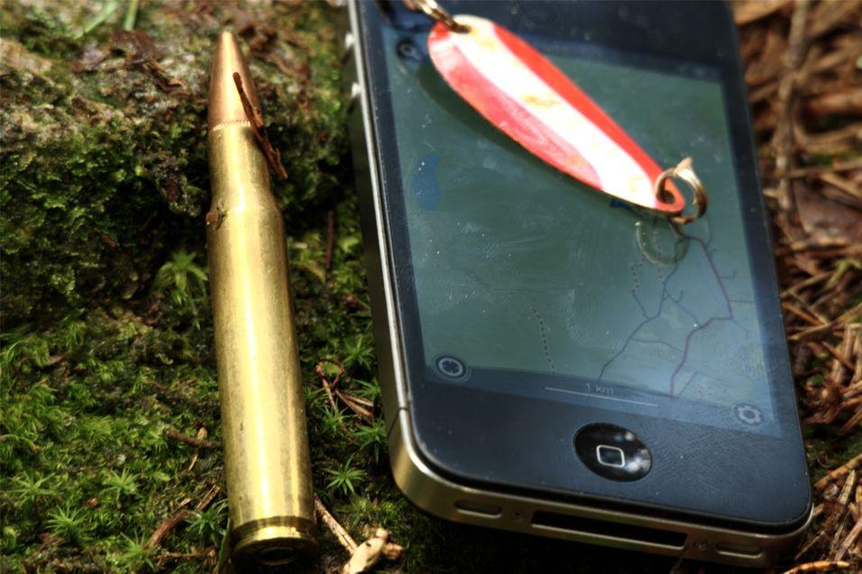 TEST: Galileo - App for navigasjon i skog og mark
