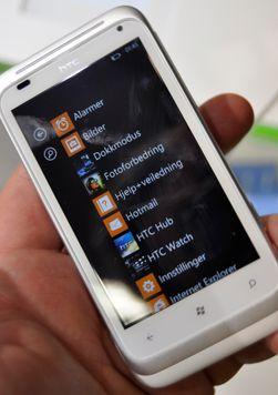 Windows Phone 7 har blitt norsk.