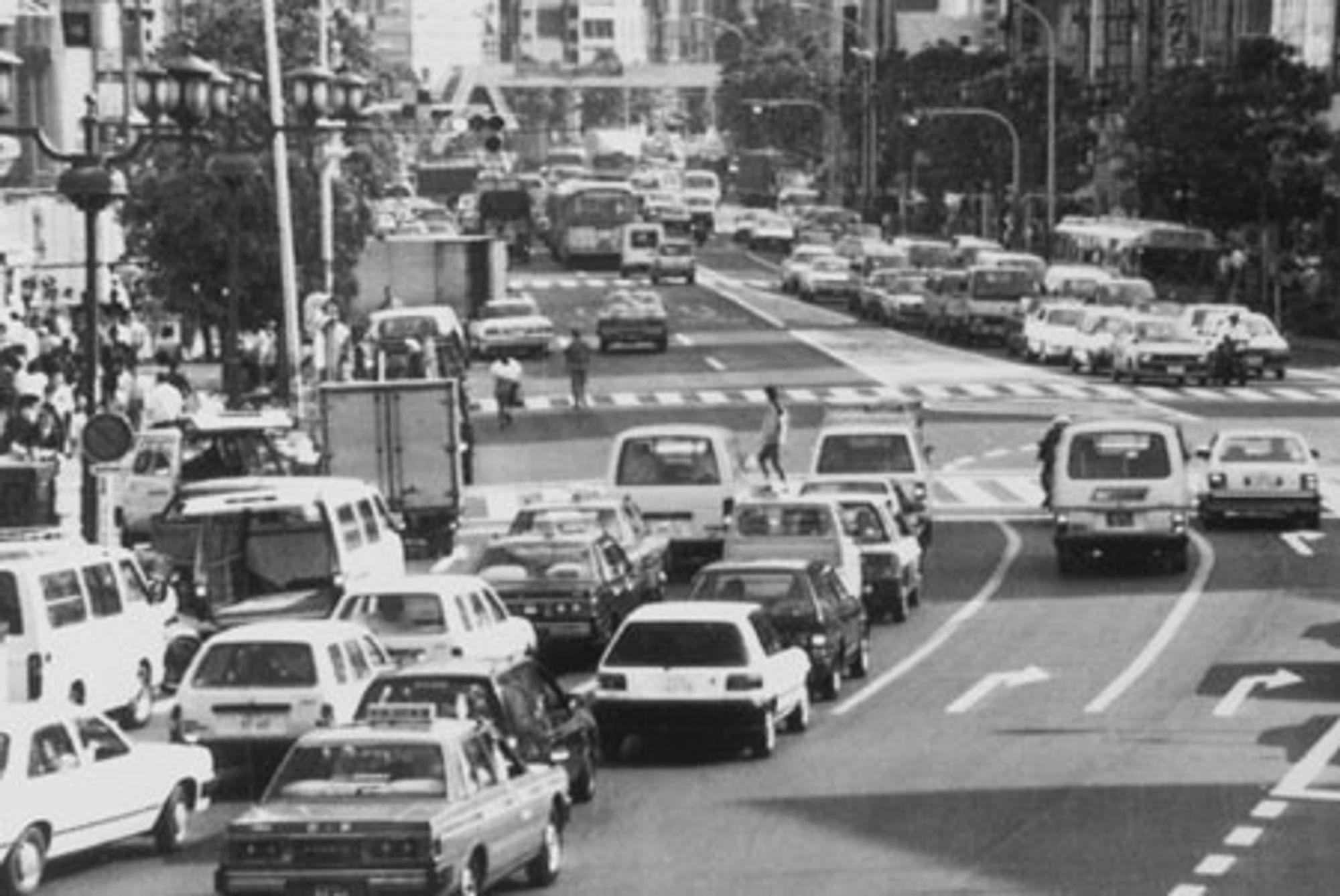 Skrytebilder: I forbindelse med lanseringen av Nikons QV-1000C i 1988 ble flere av testbildene tatt av kameraet publisert i deres reklamebrosjyrer.  Foto: Nikonweb.com
