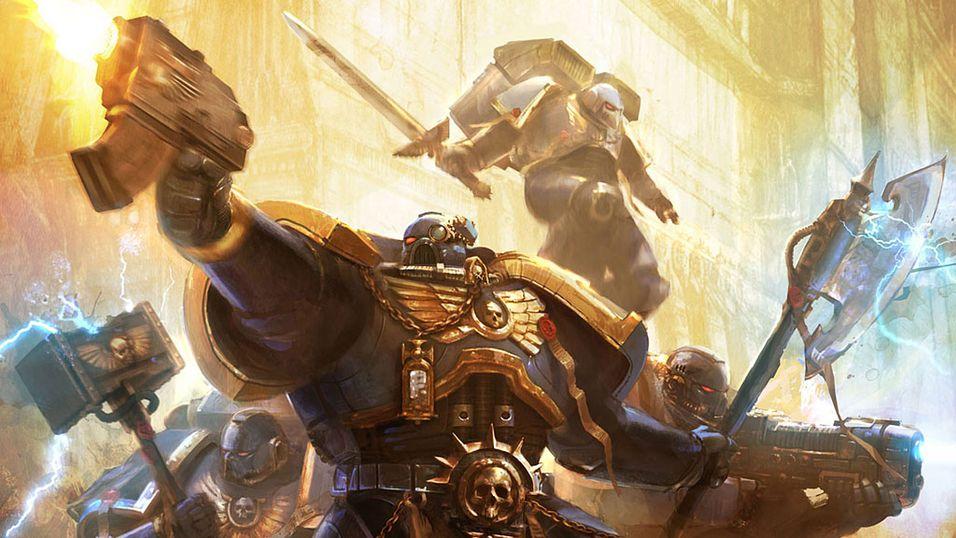 ANMELDELSE: Warhammer 40, 000: Space Marine