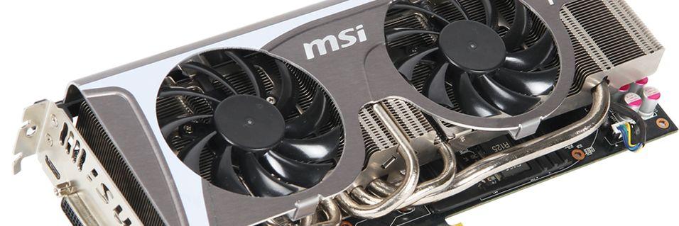 MSI øker minnemengden på GTX 560 Ti