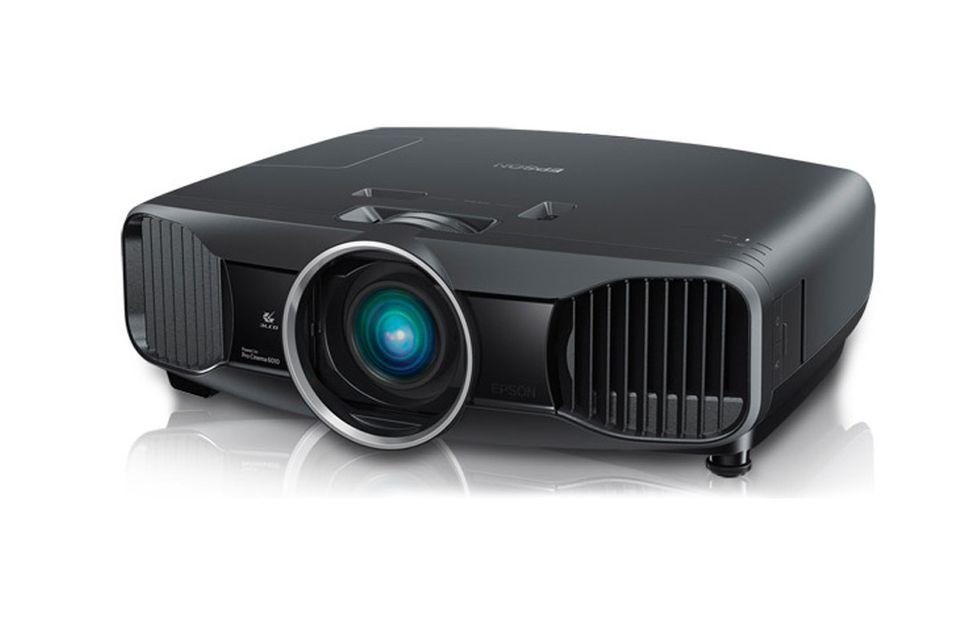 Fem nye 3D-projektorer fra Epson