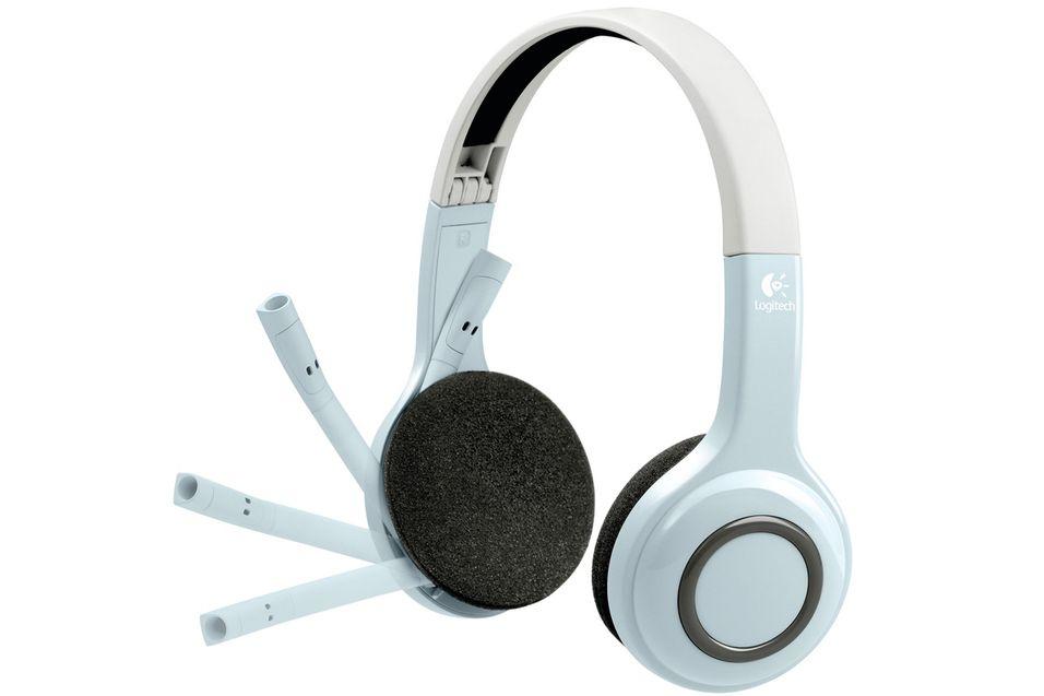 Nytt trådløst headset fra Logitech