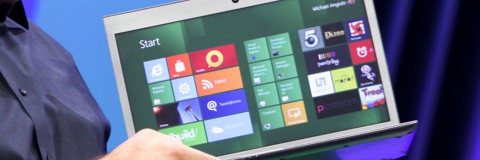 Media roser Windows 8