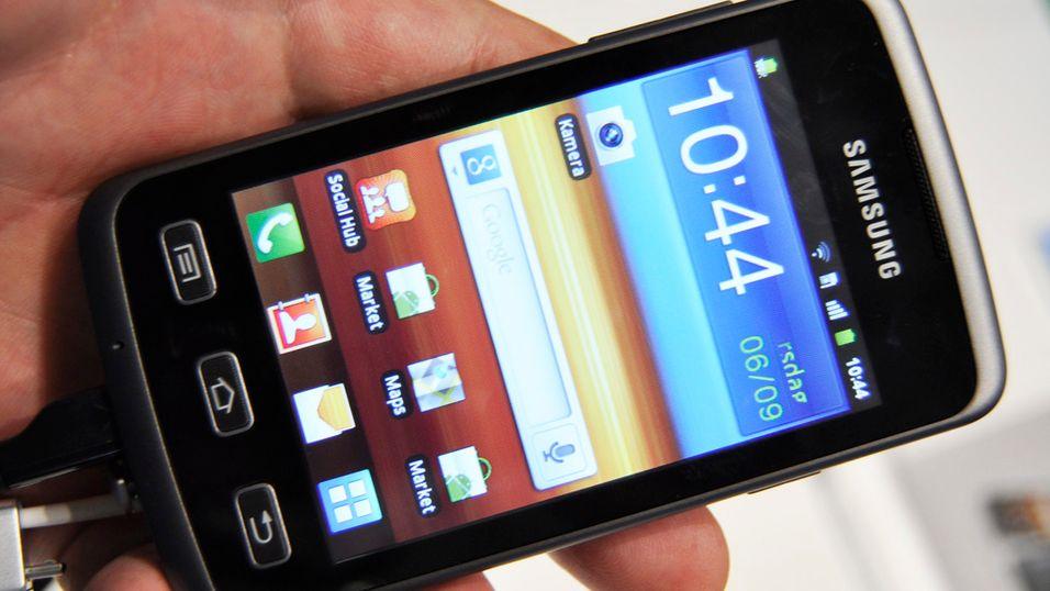 TEST: Samsung Galaxy Xcover