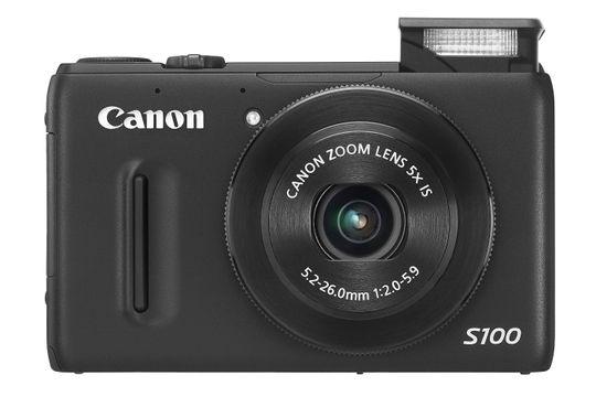 Skal Canon PowerShot S100 produseres i Brasil?