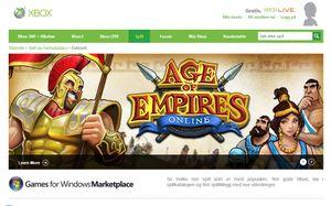 Games for Windows-butikken har mye å jobbe med.