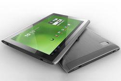 Forgjengeren Acer Iconia Tab A500 kom ganske godt ut i vår test. Nå kommer en kraftigere modell.