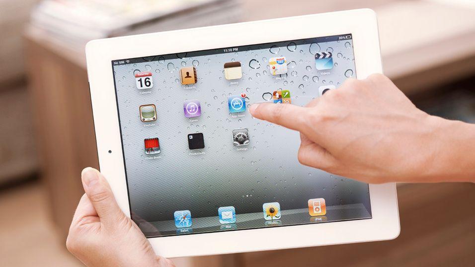 – Apple har ikke hastverk med iPad 3