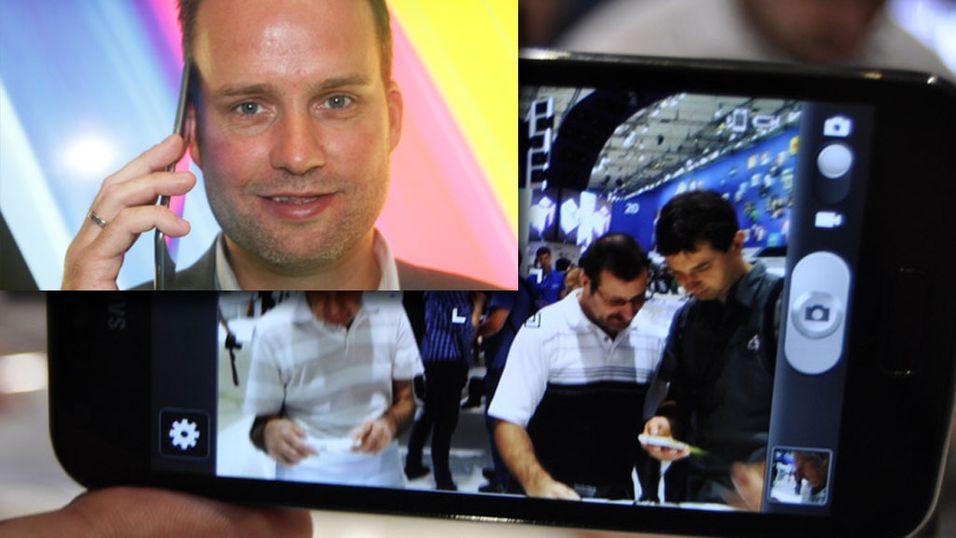 NETTMØTE: –4G-mobilen klar for Norge når operatørene vil