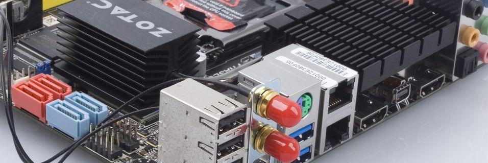 TEST: Zotac Z68-ITX WiFi