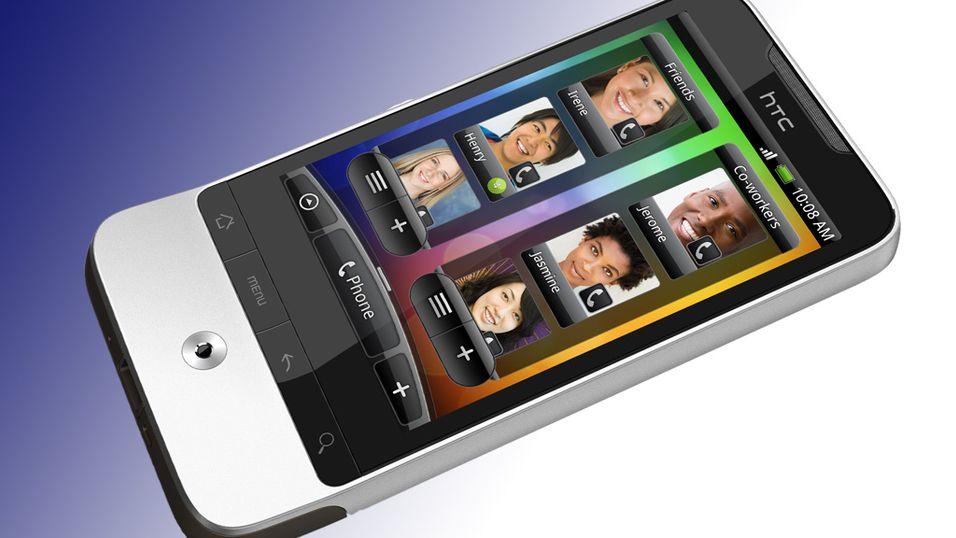 """Legend var den første telefonen fra HTC med såkalt såkalt """"unibody""""-konstruksjon – altså at telefondekselet er laget fra et stykke aluminium."""