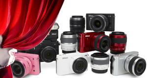 Lanserer nytt speilløst kamerasystem