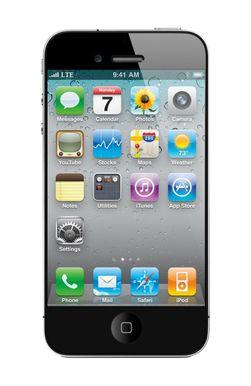 Lite er kjent om iPhone 5. En av spekulasjonene dreier seg om større skjerm og tynnere ramme. (Konseptbilde: piotrek.it)