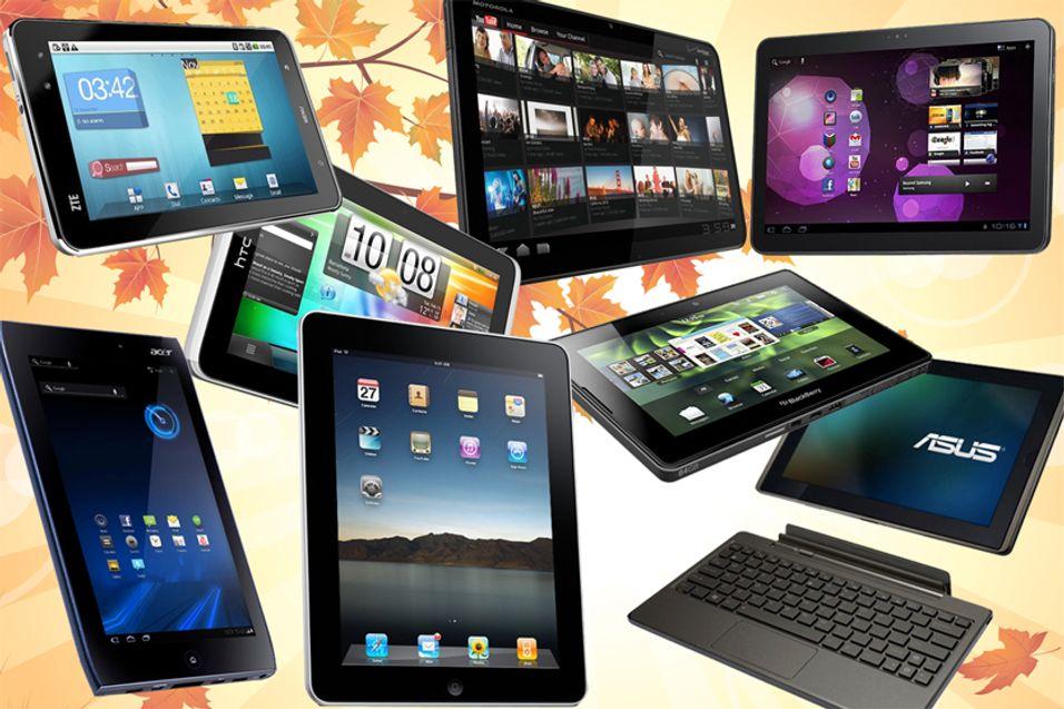 SAMLETEST: iPad er ikke lenger kongen på haugen