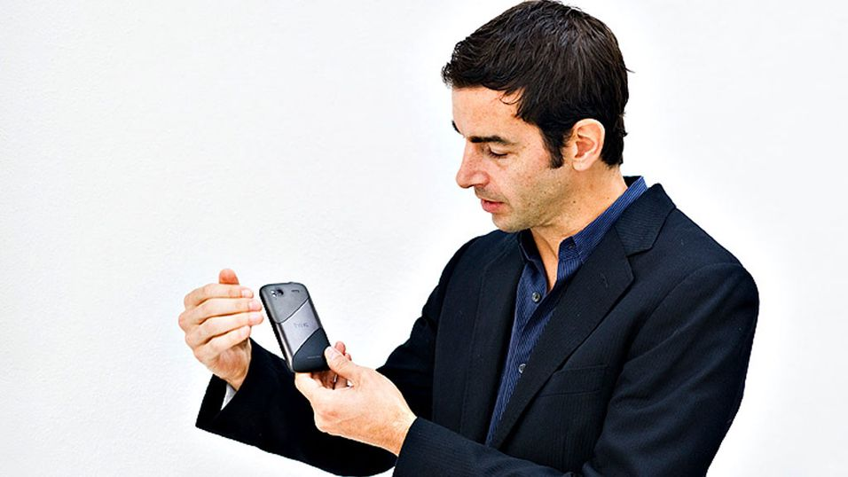 Han former fremtidens HTC-mobiler