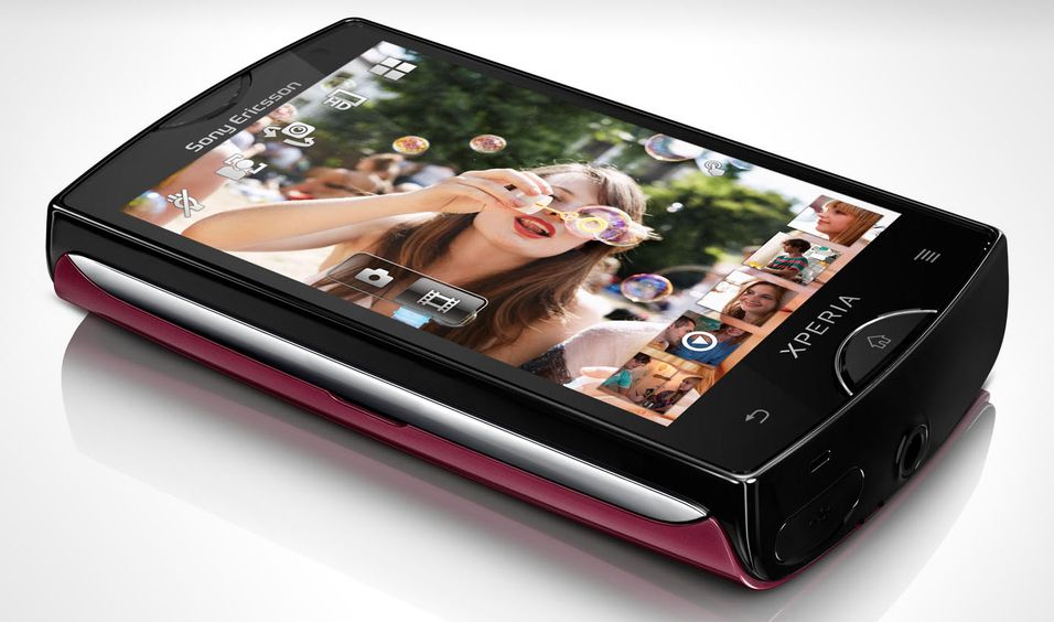 TEST: Sony Ericsson Xperia Mini