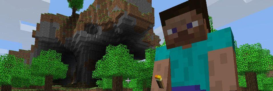 Minecraft for hardhauser